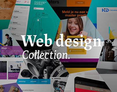 A Year Of Web Design | 2017 - 2018