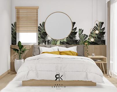 Tropica Scandinavia Interior Bedroom