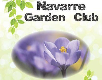 Navarre Garden Club booklet