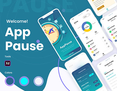 AppPause - Pause Apps and Websites