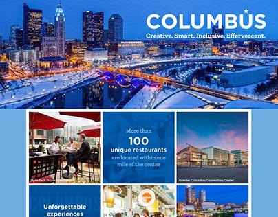 Experience Columbus Attendance Builder