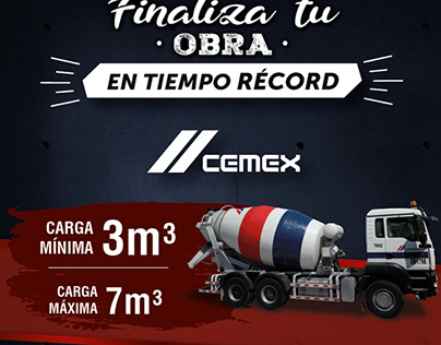 Flyer Cemex