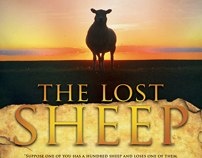The Lost Sheep Church Flyer