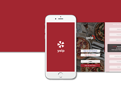 Yelp - Redesign