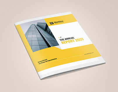 Annual Report / Brochure Design