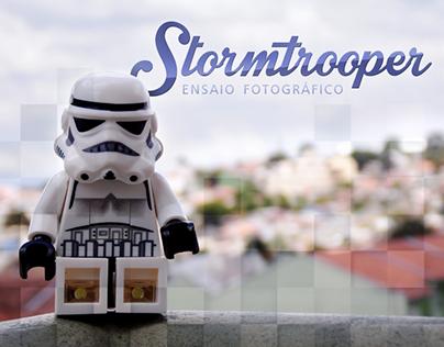 [Fotos] Ensaio fotográfico Stormtrooper Lego