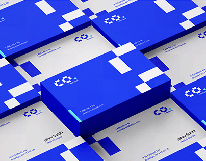 Technology Network - Branding Design
