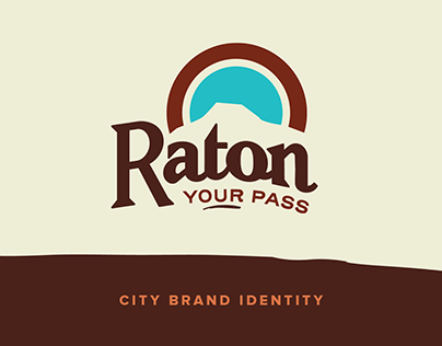 City of Raton: Brand Identity