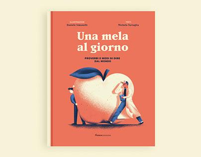 UNA MELA AL GIORNO - BOOK