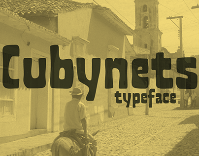 Cubynets (Typeface)