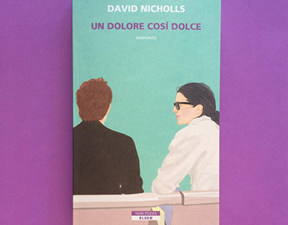 Cover. David Nicholls, Un dolore così dolce, NeriPozza