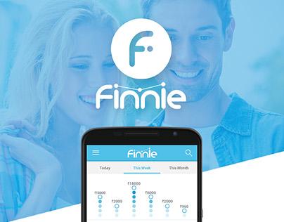 Finnie - App Design