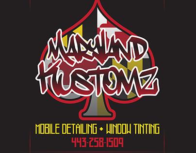 MD Kustomz T-Shirt Design