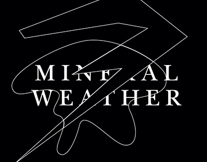 Branding for the jewelry brand Mineral weather