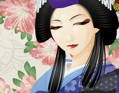 歌舞伎十八番「鳴神」 雲の絶間姫