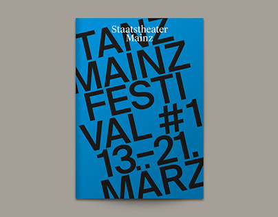 TanzMainz Festival 2015 (Booklet)