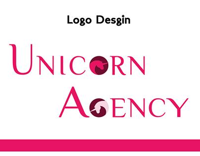 Logo Design (Unicorn Agency)