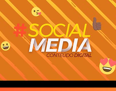 SOCIAL MEDIA   2019  CONTEÚDO DIGITAL