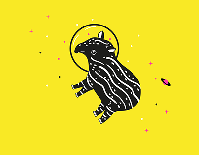 Tapirs in space