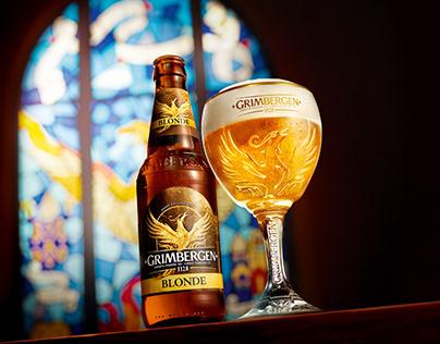 Grimbergen - Branding