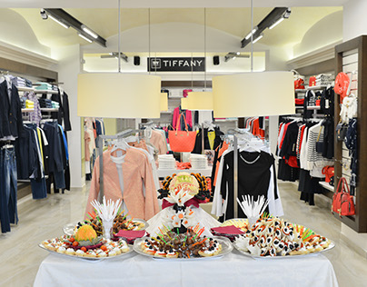 """TFY by Tiffany Production"" shop, Novi Sad, Serbia 2016"