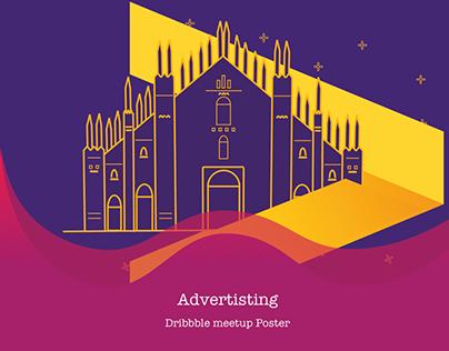 Dribbble meetup in Milan