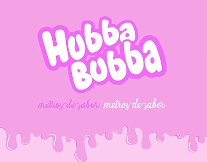 Hubba Bubba - Metros de sabor, metros de saber