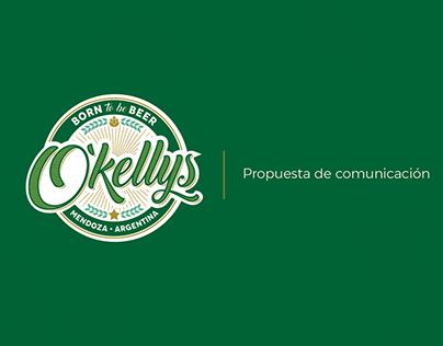 Estrategia y concepto de comunicación para Okellys