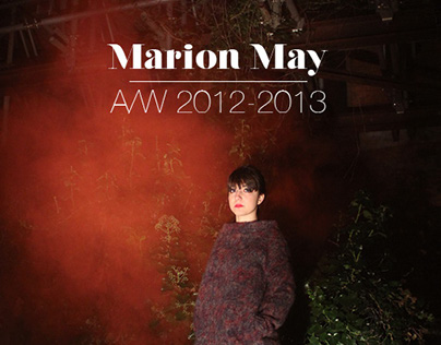 Marion May AW12/13