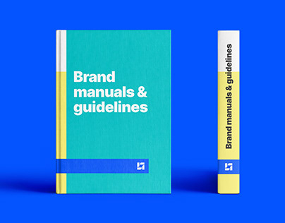 Brand manuals & guidelines