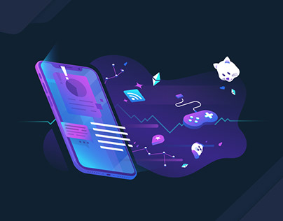 mTime - Illustrations & whitepaper