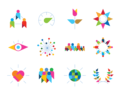 Joint SDG Fund Icons