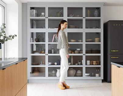 Minimalist Kitchen • 002