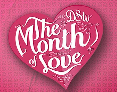 DStv Africa Month of Love TVCs