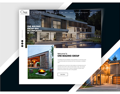 One building group - Web Design