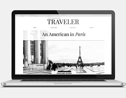 Traveler Website