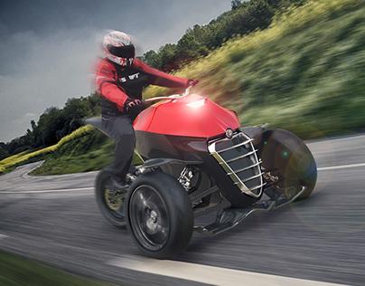 Alfa Romeo Stingray