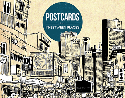 Postcards from In-Between Places