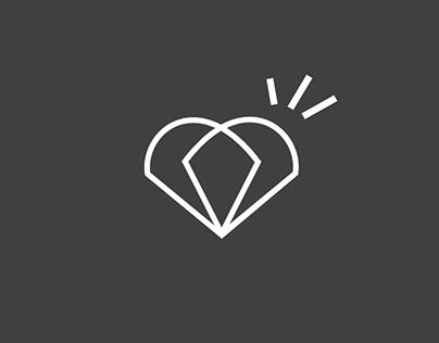 Daily Diamonds Logo and Brand Identity