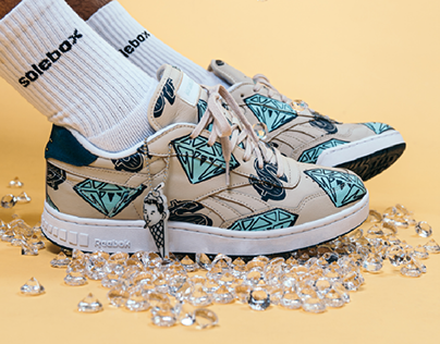 Reebok x BBC Icecream drop 3