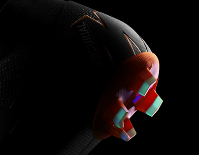 Nike Superfly 360 - Modeling and CGI
