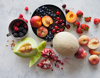 Squarespace Nutritionist Photo Shoot