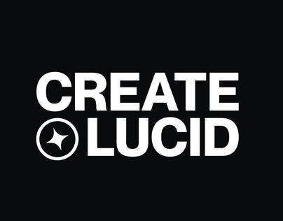 Brand Identity + Logo Design - Create Lucid