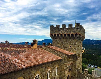 Napa-Castello Di Amorosa