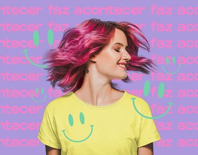 Faz Acontecer FAB 2021 | Visual Identity