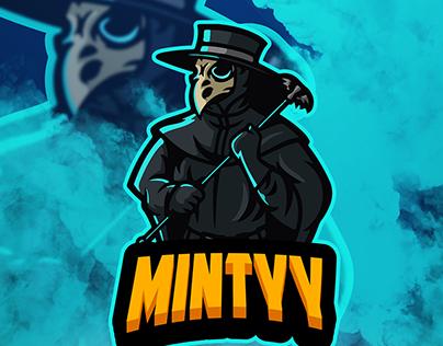 Mintyy eSport gaming logo