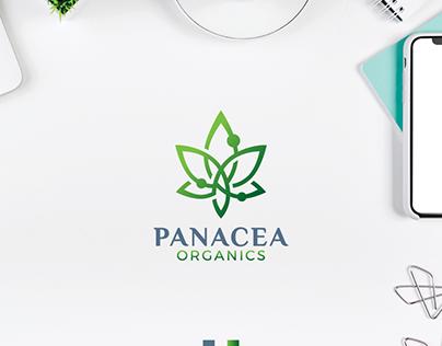 Panacea Organics Logo