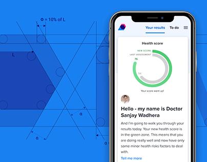 LiveSmart Redesigned. Customer Journey & Product Design