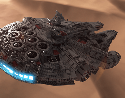 Experiments with CG Lego