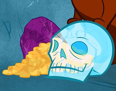 Illustration: Treasure Hunt